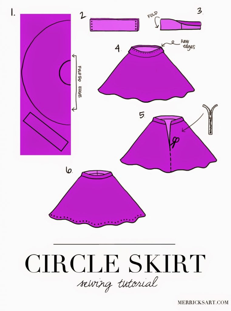 merricks art style sewing for the everyday girleasy