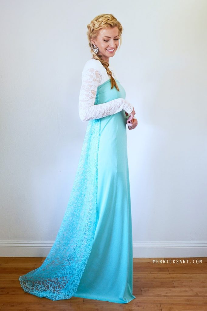 Tutorials for all three princesses are over on SheKnows u2014 hop over and check them out!  sc 1 st  Merricku0027s Art & HOMEMADE HALLOWEEN: DIY DISNEY PRINCESS HALLOWEEN COSTUMES ...