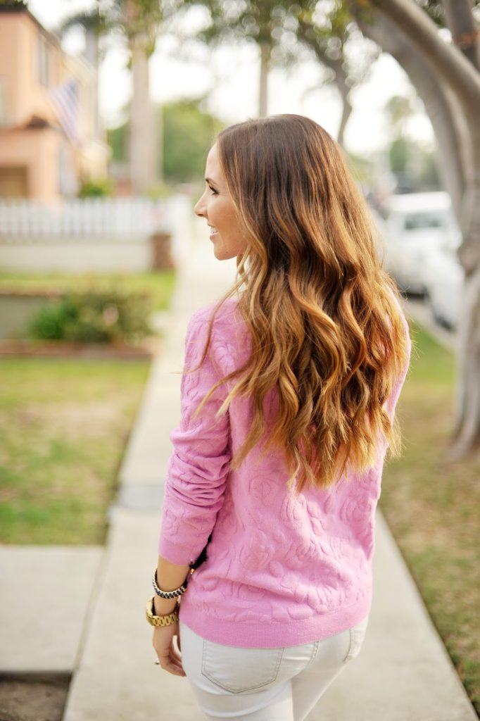 Loose Waves Hair Tutorial And Hair Extensions Giveaway