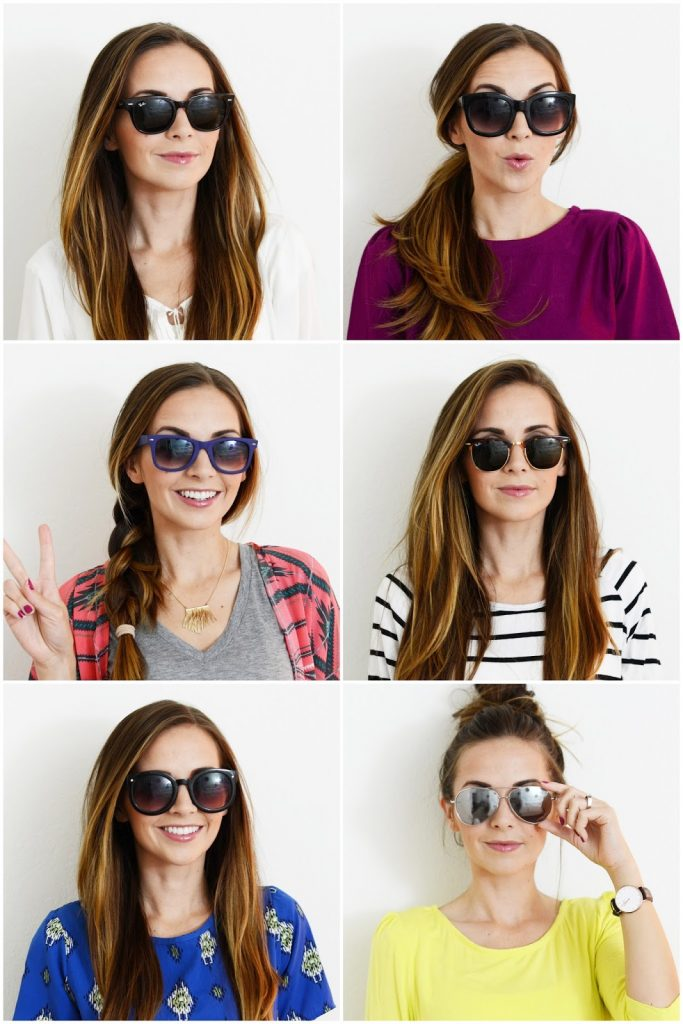 d695dd2f593 THE MOST FLATTERING SUNGLASSES FOR YOUR FACE SHAPE