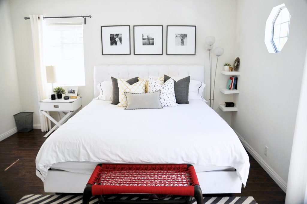 Simple Bedroom Updates merrick's art // style + sewing for the everyday girlmerrick at