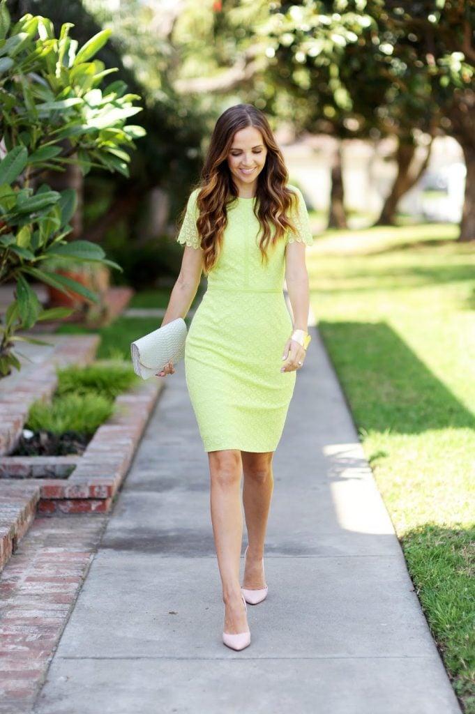 Lime Green Wedding Dress 67 Cute OUTFIT DETAILS dress made