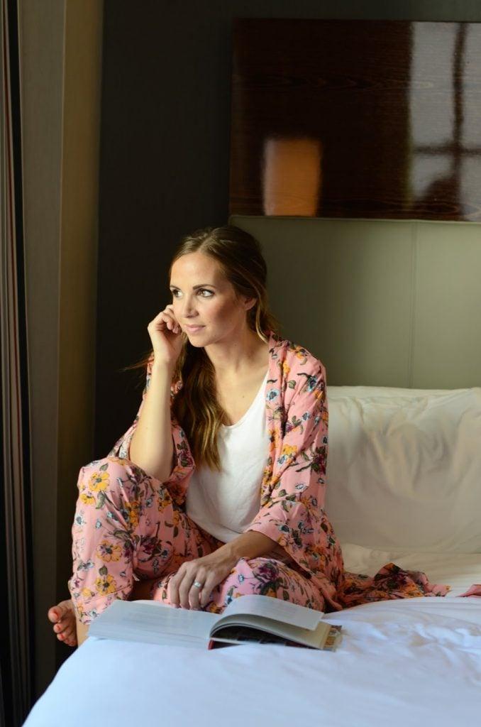 Pink Pajamas Merricks Art