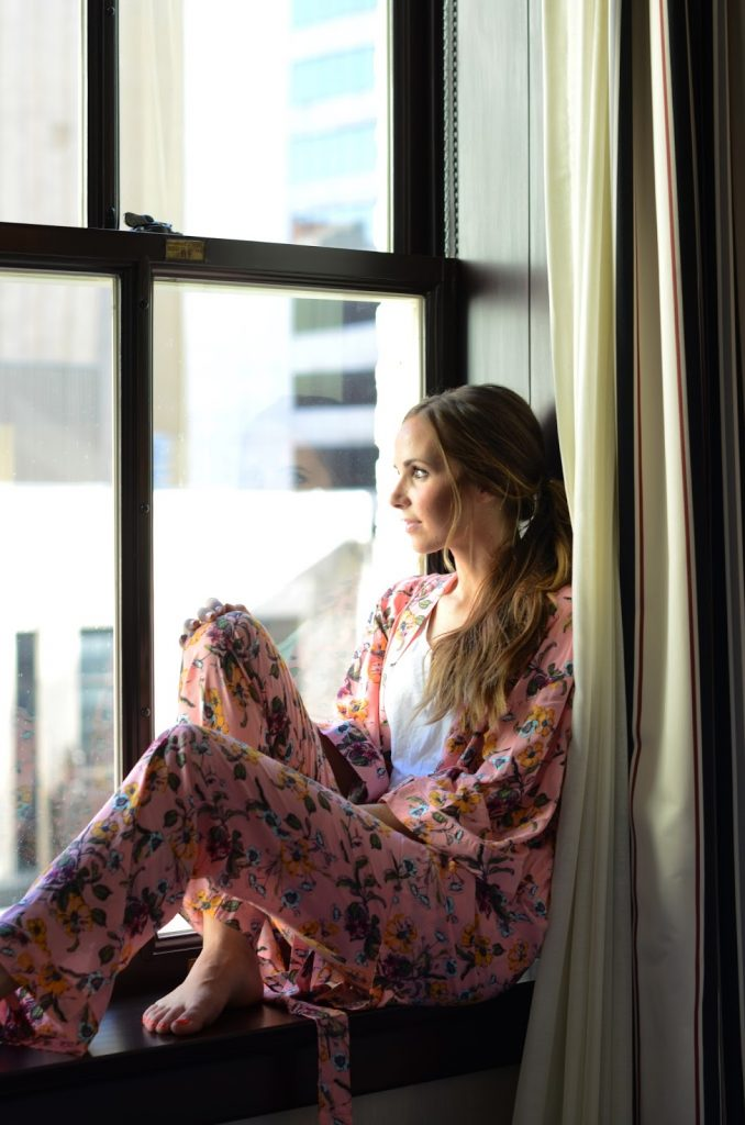 Floral Pajamas Merricks Art