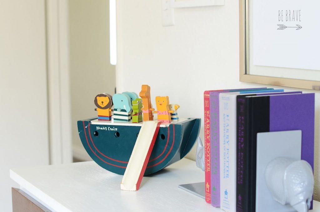 Merrick's Art | Wooden Noah's Cruise Toy