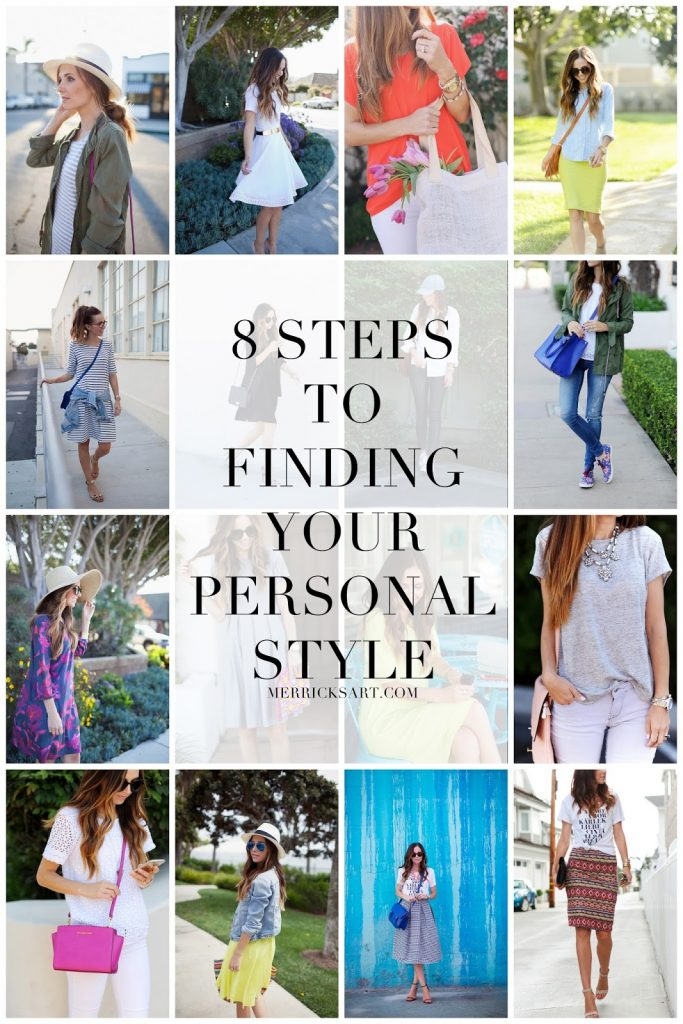 Merrick's Art | 8 Steps to Finding Your Personal Style