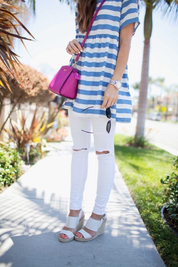 Merrick's Art | Striped Tunic