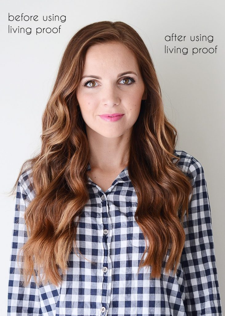 Merrick's Art | Combating Dirty and Frizzy Hair with Living Proof