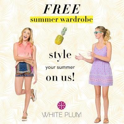 Merrick's Art | White Plum Summer Wardrobe Giveaway