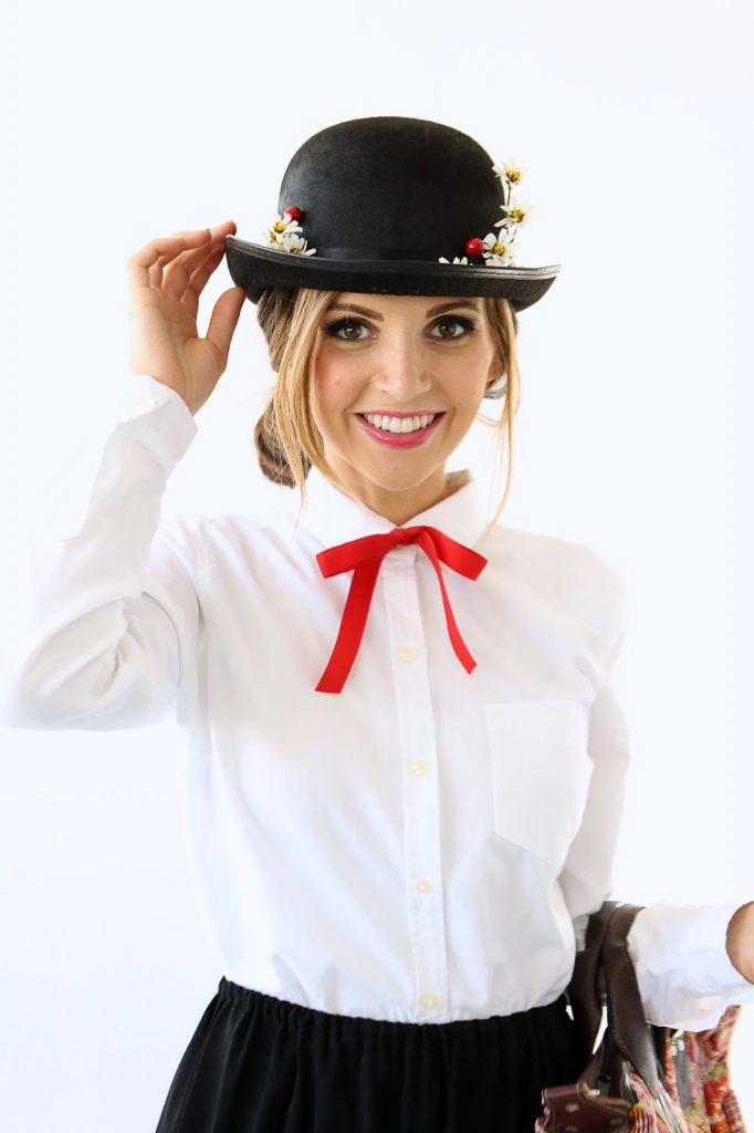 Modern Girl S Halloween Week Mary Poppins Costume