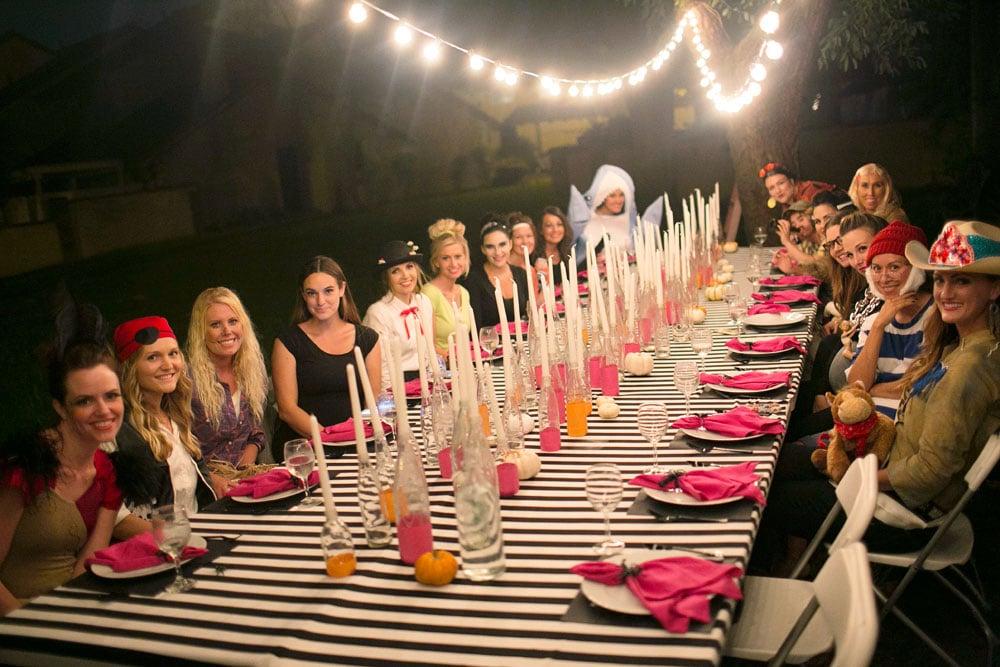Merrick's Art   Halloween Party