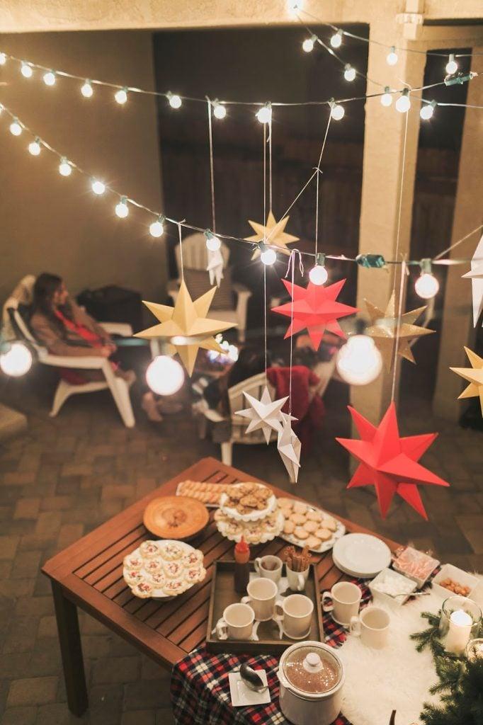Merrick's Art | Cookie Swap Hot Cocoa Party