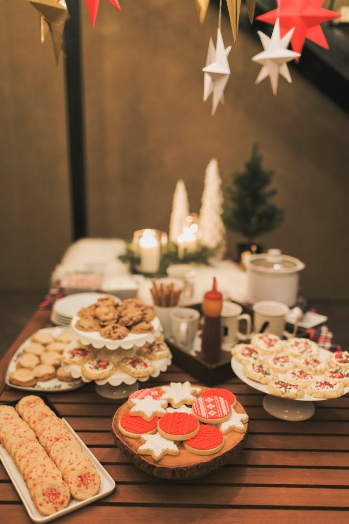 Merrick's Art | Cookie Swap Hot Cocoa Holiday Party