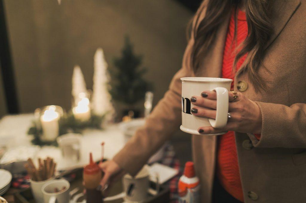 Merrick's Art | Hot Chocolate Holiday Party