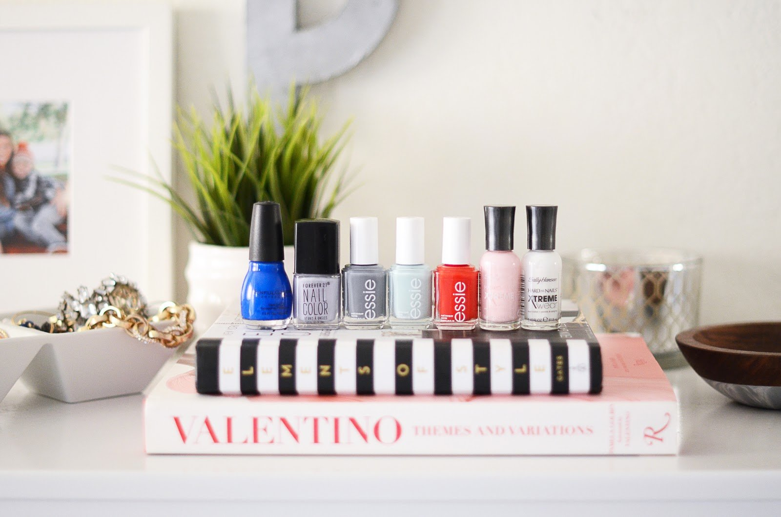 THE BEST NAIL COLORS FOR SPRING | Merrick's Art
