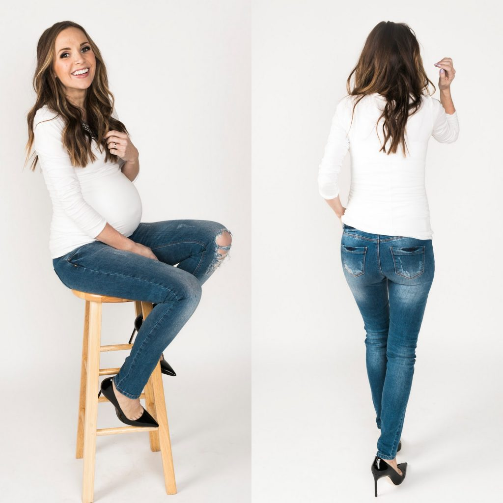 Merricks art style sewing for the everyday girlthe great asos distressed skinny jeans ombrellifo Choice Image
