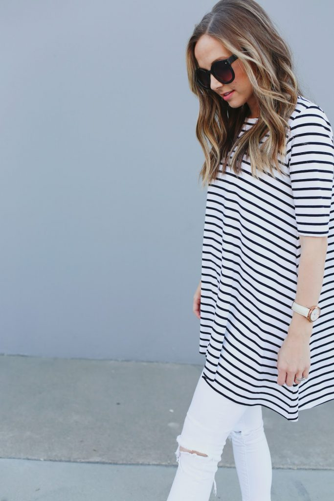 DIY FRIDAY: THE PERFECT SLOUCHY TUNIC [SEWING TUTORIAL] | Merrick\'s ...