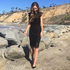 Merrick's Art Little Black Dress