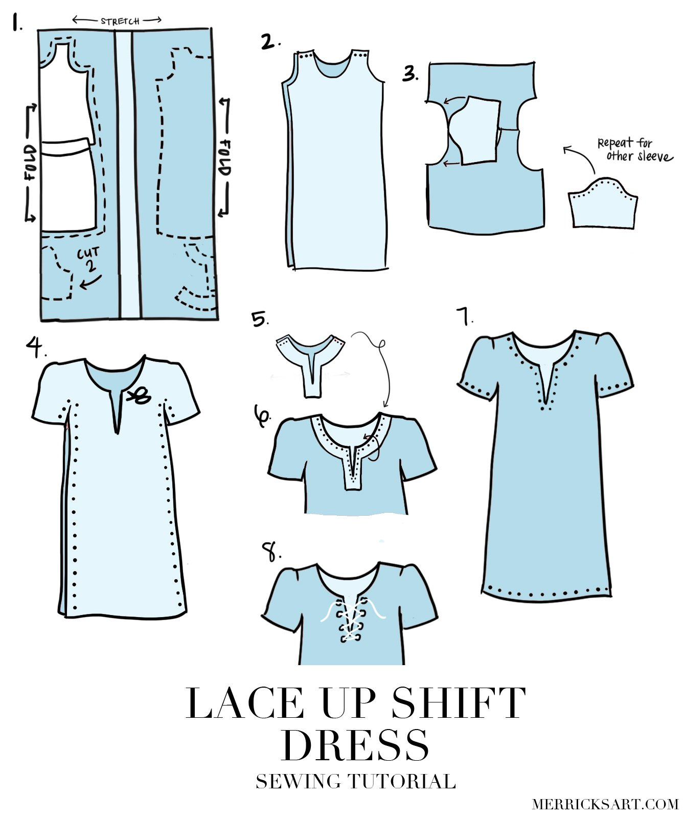 lace-up-chambray-tutorial