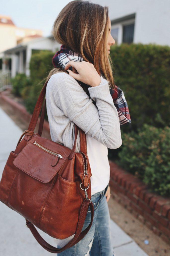 Merrick's Art Lily Jade Diaper Bag