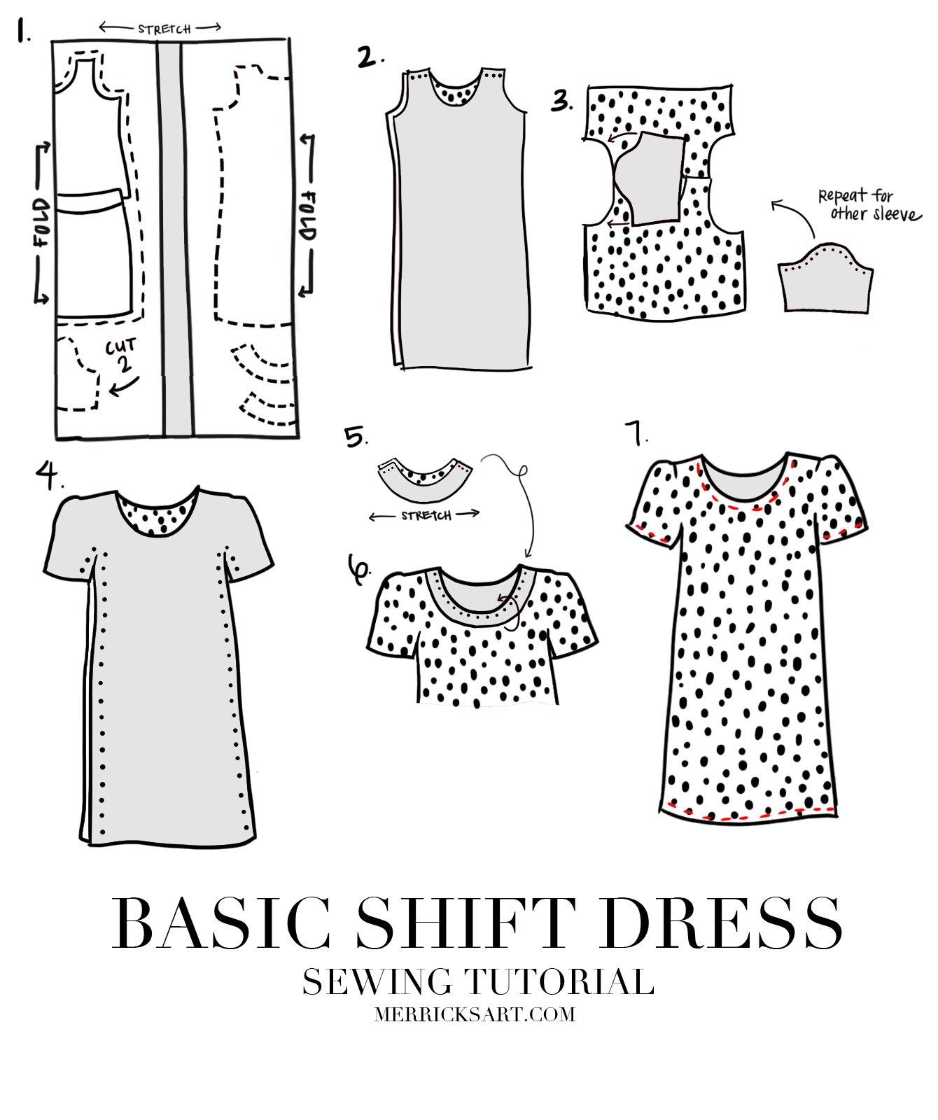 shift-dress-tutorial