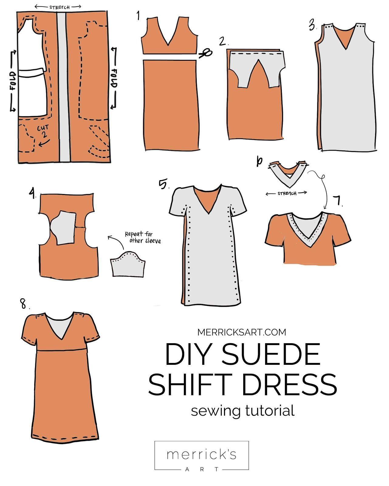 suede-shift-dress-tutorial