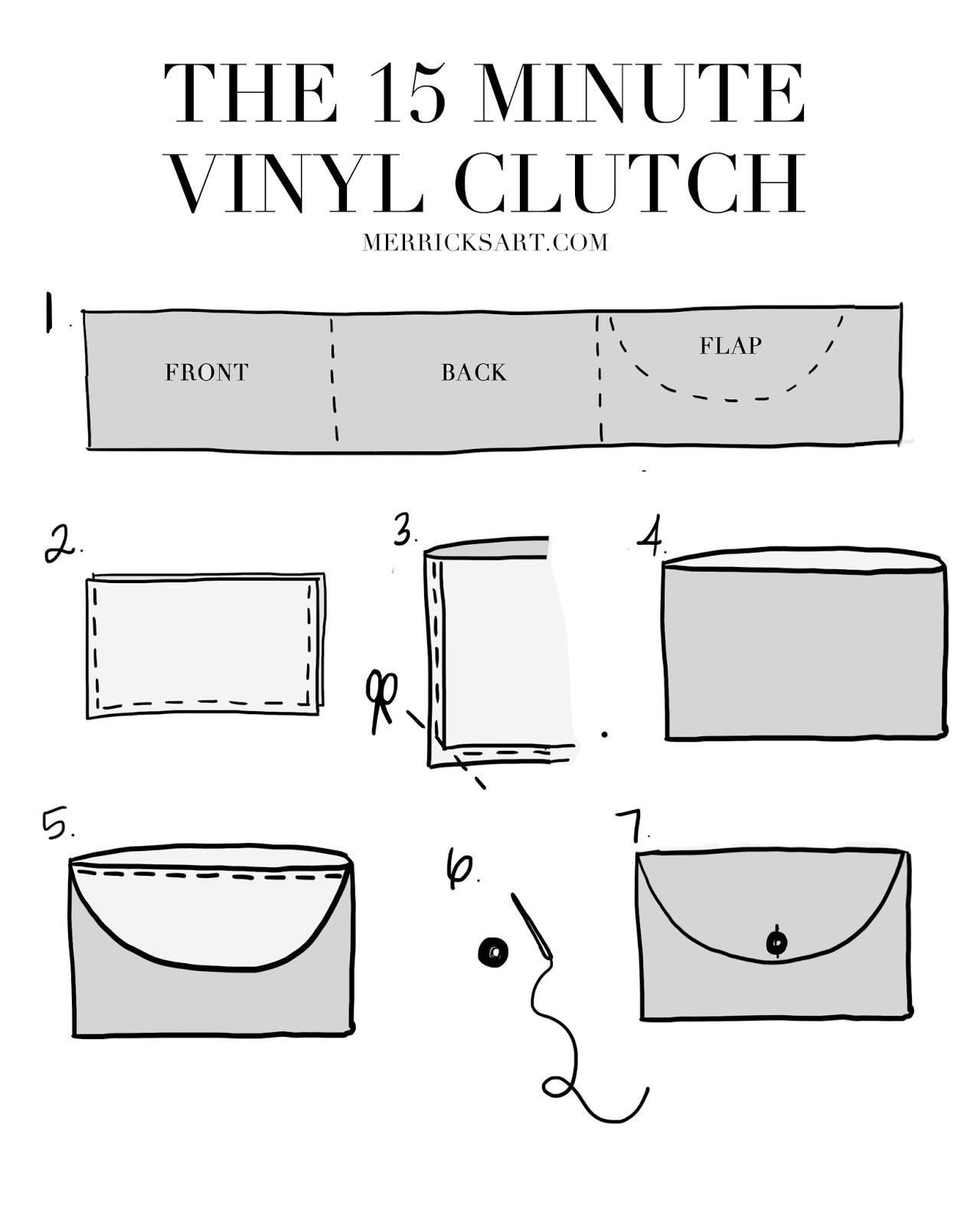 vinyl-clutch-tutorial