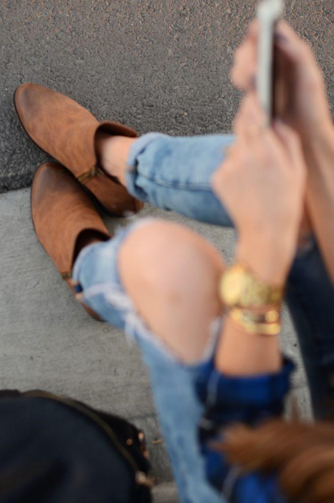 Merrick's Art Madden Girl Ankle Boots