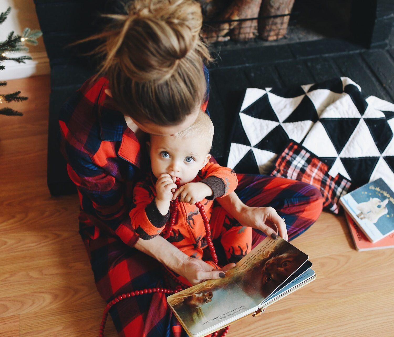 Merrick's Art Abercrombie Christmas Pajamas
