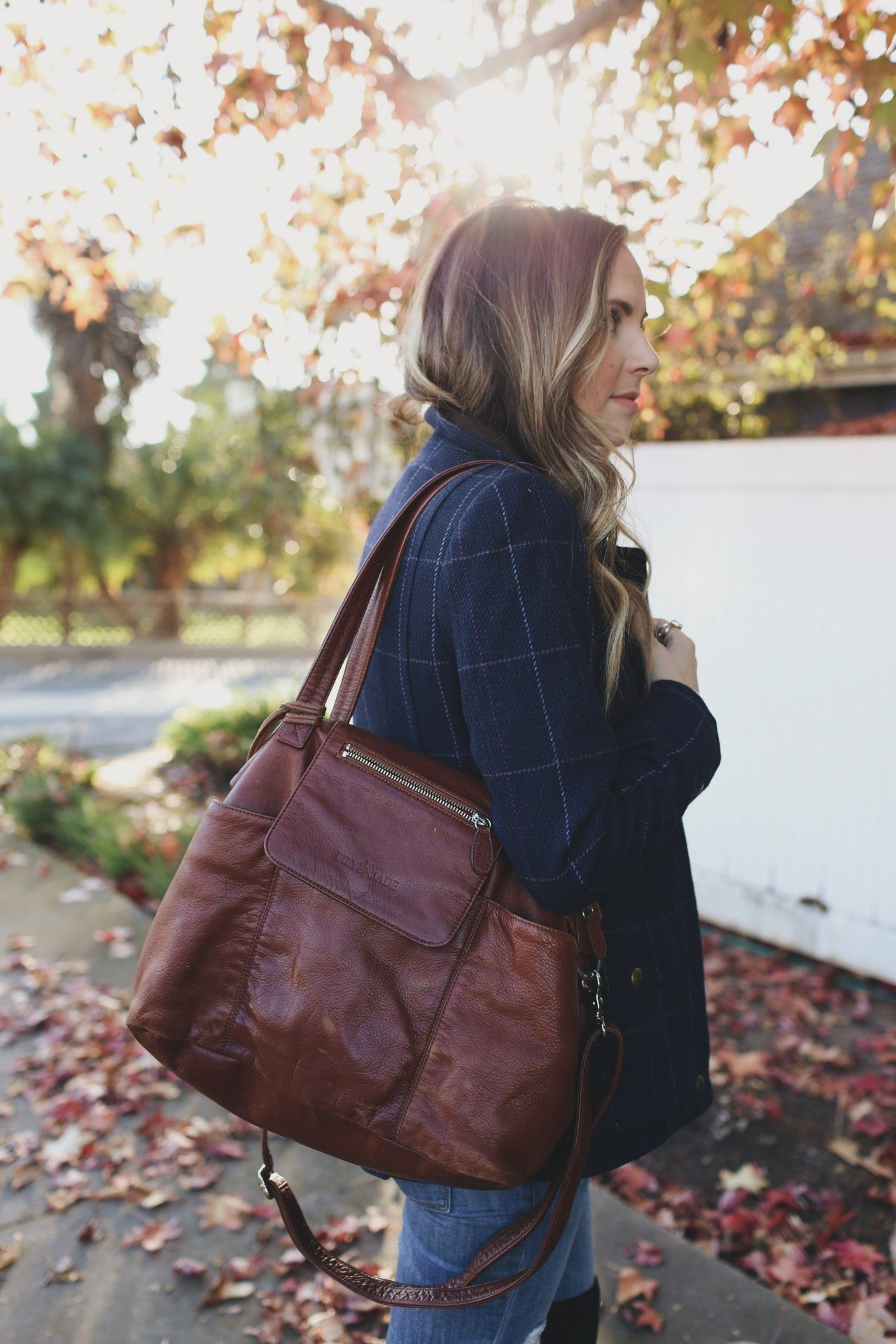 Merrick's Art Lily Jade Madeline Bag