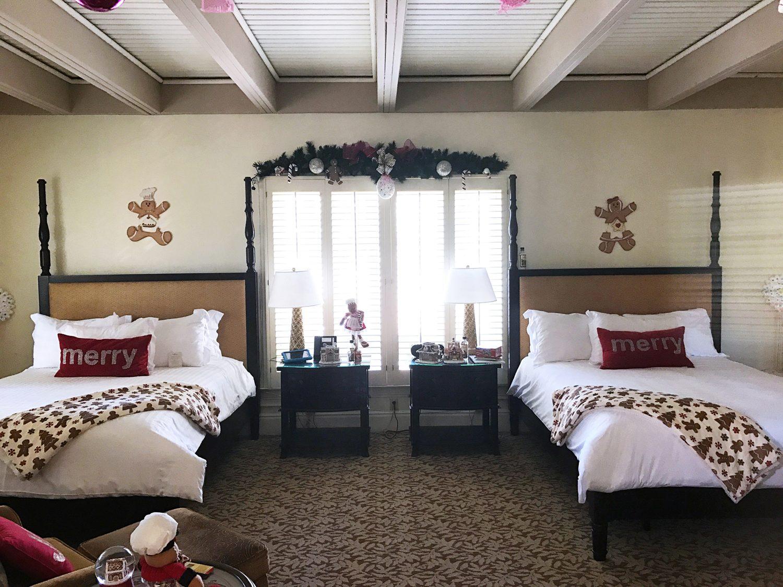 Merrick's Art Gingerbread House Room