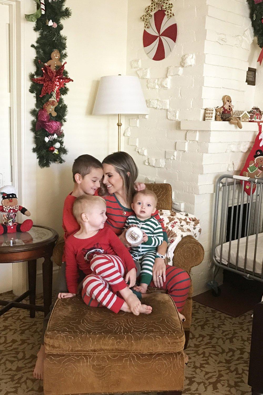 Merrick's Art Christmas Jammies