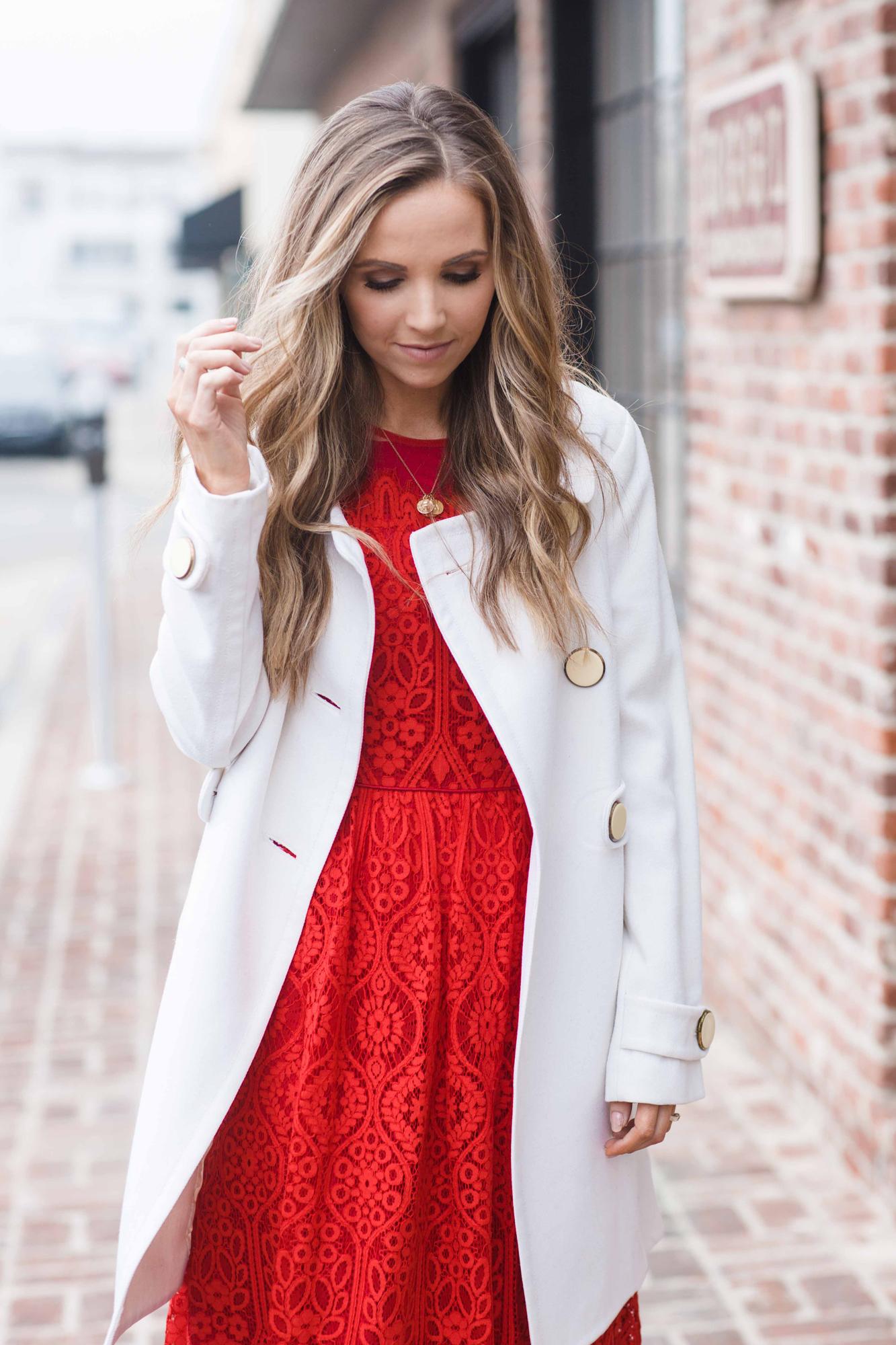 Merrick's Art Little Red Dress
