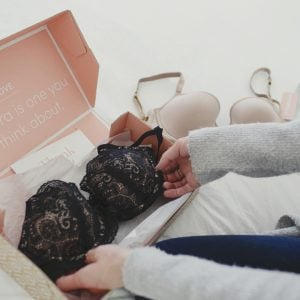 Merrick's Art Third Love Bras