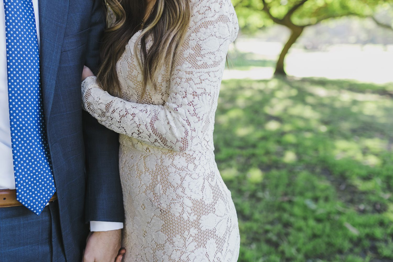 Merrick's Art Lace Dress