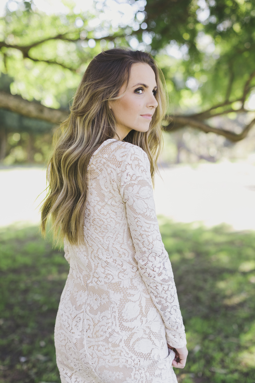 Merrick's Art Lace Anniversary Dress