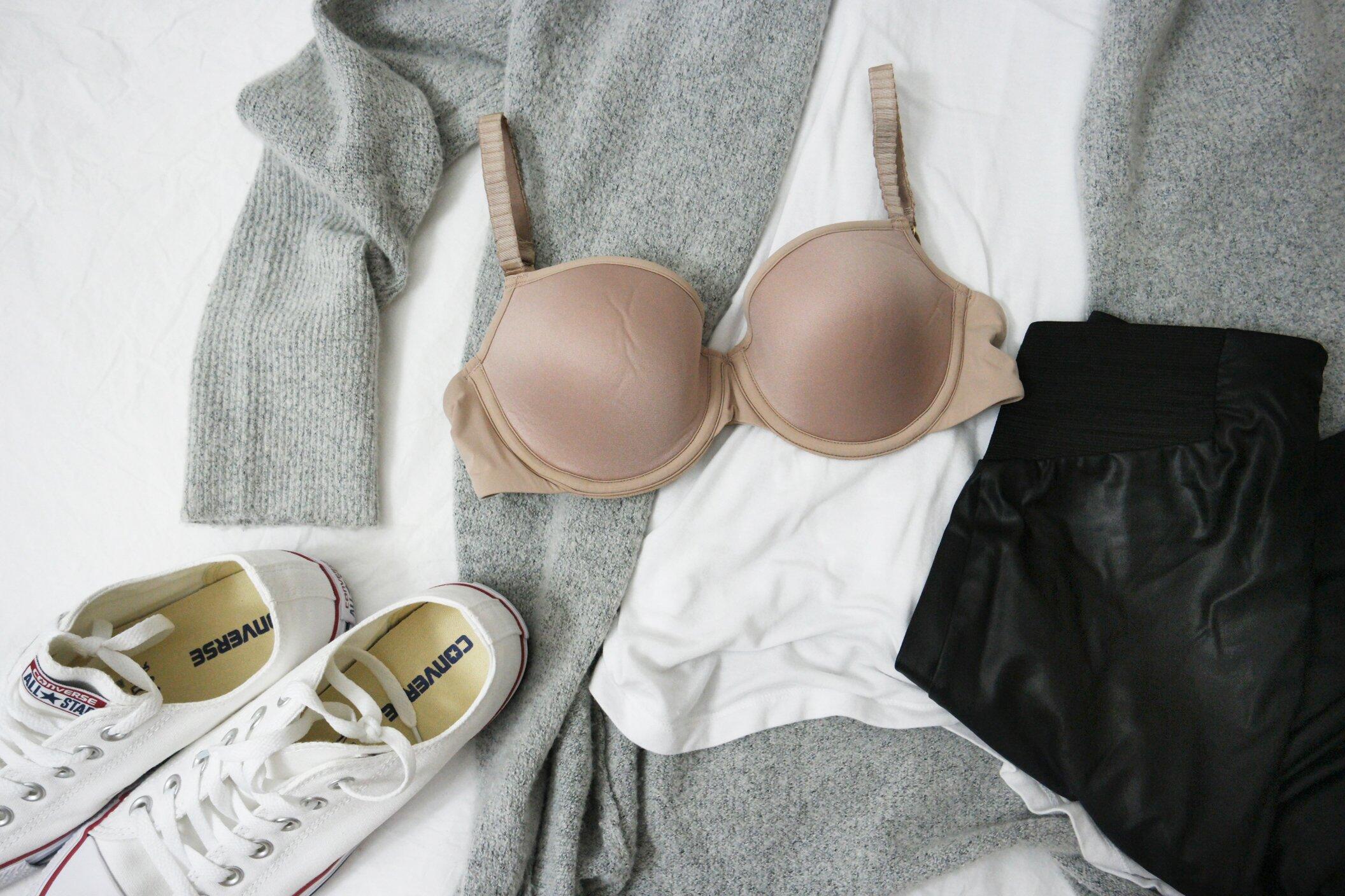Merrick's Art Third Love Nude Bra