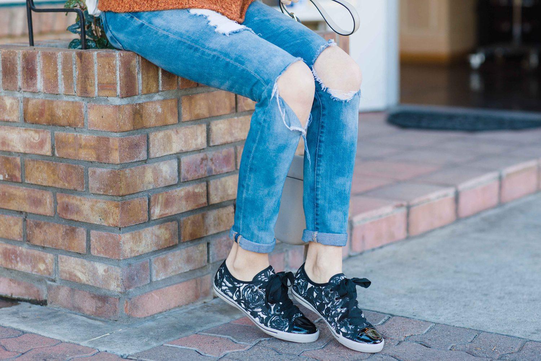 Merrick's Art Brighton Sneakers via ThredUp