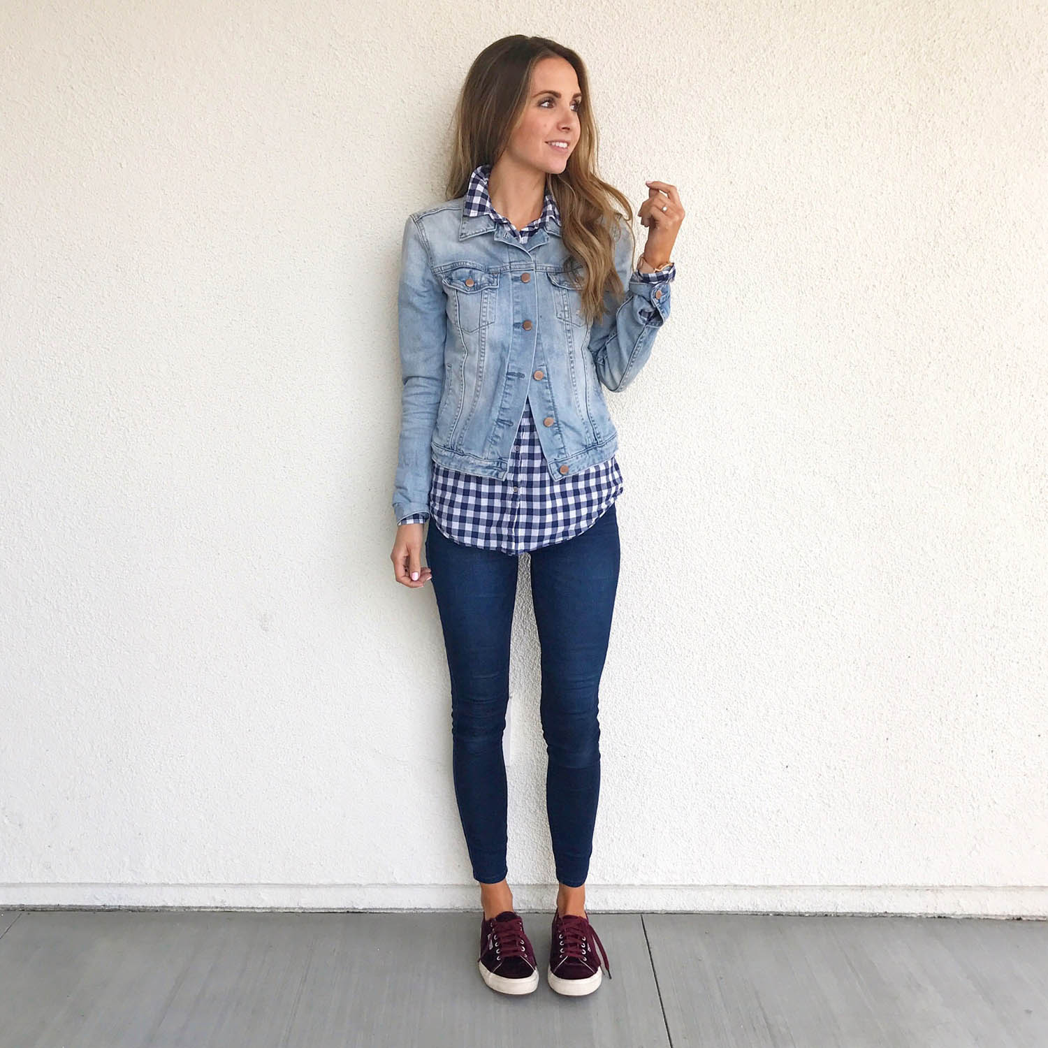 Denim and Gingham