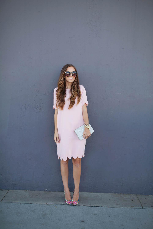Merrick's Art Powder Pink Dress