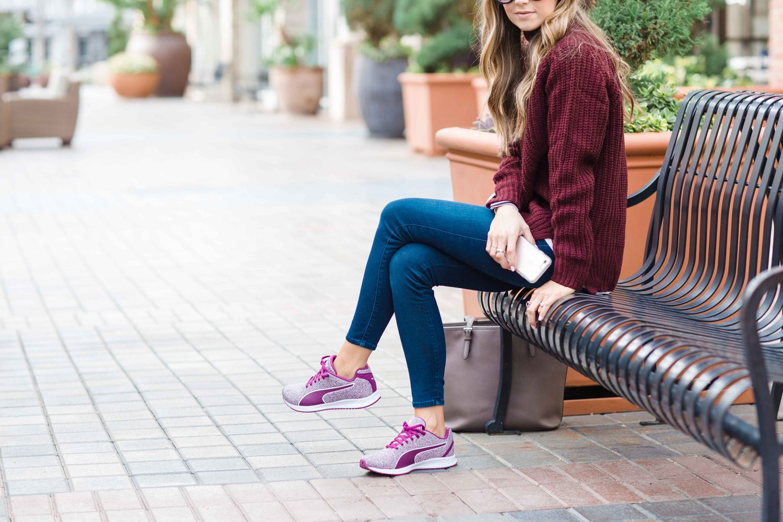 Merrick's Art Puma Sneakers