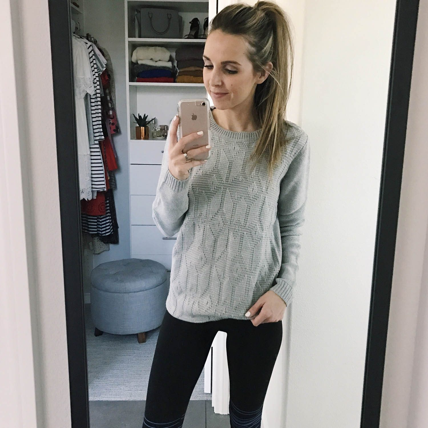 Perfect Gray Sweater