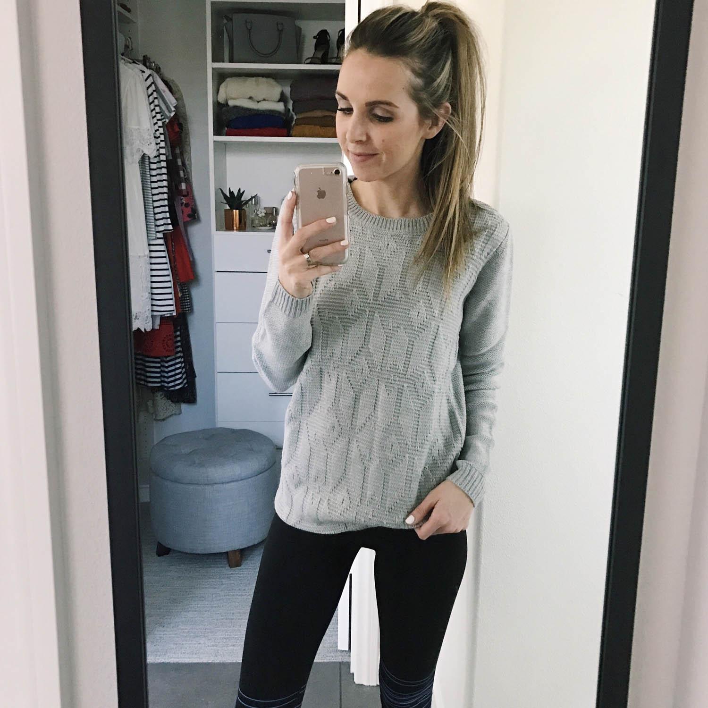 Perfect Gray Sweater