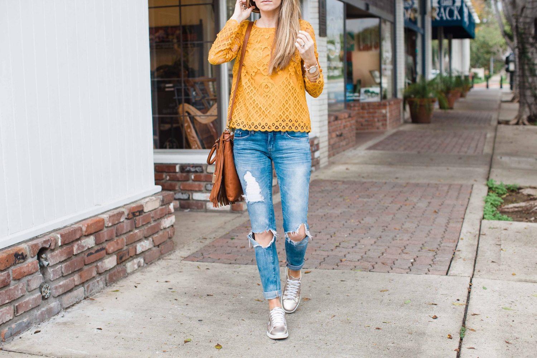 Merrick's Art Blank NYC Jeans