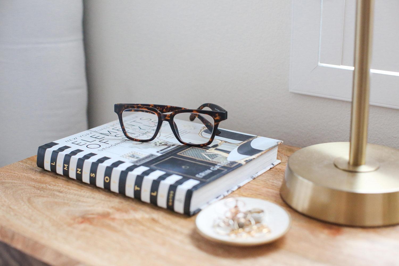 Merrick's Art Firmoo Tortoise Shell Glasses