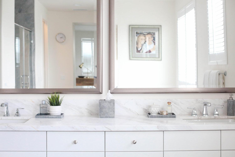 Merrick's Art Master Bathroom Vanity