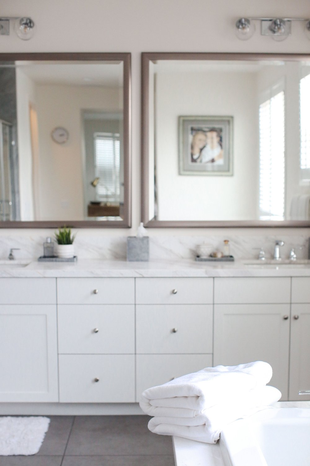 Merrick's Art Master Bathroom