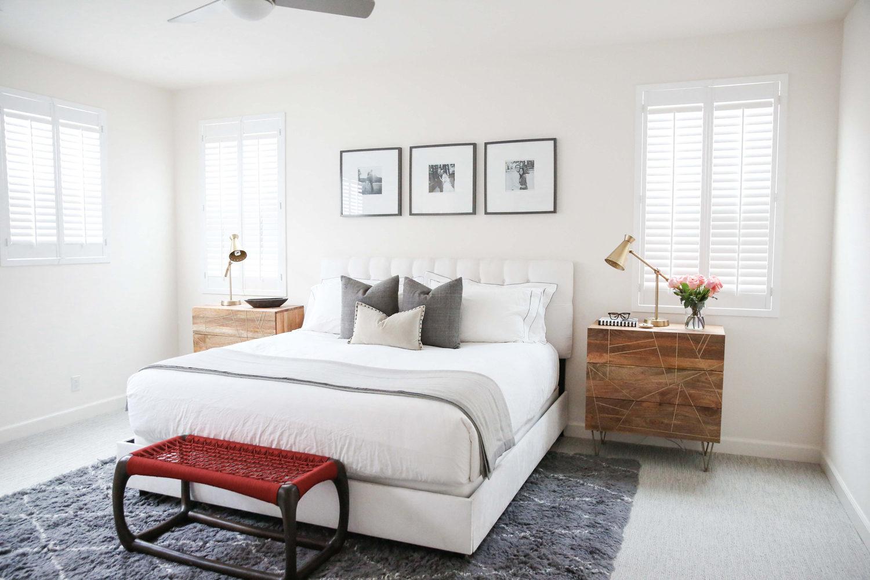 Merrick's Art Master Bedroom