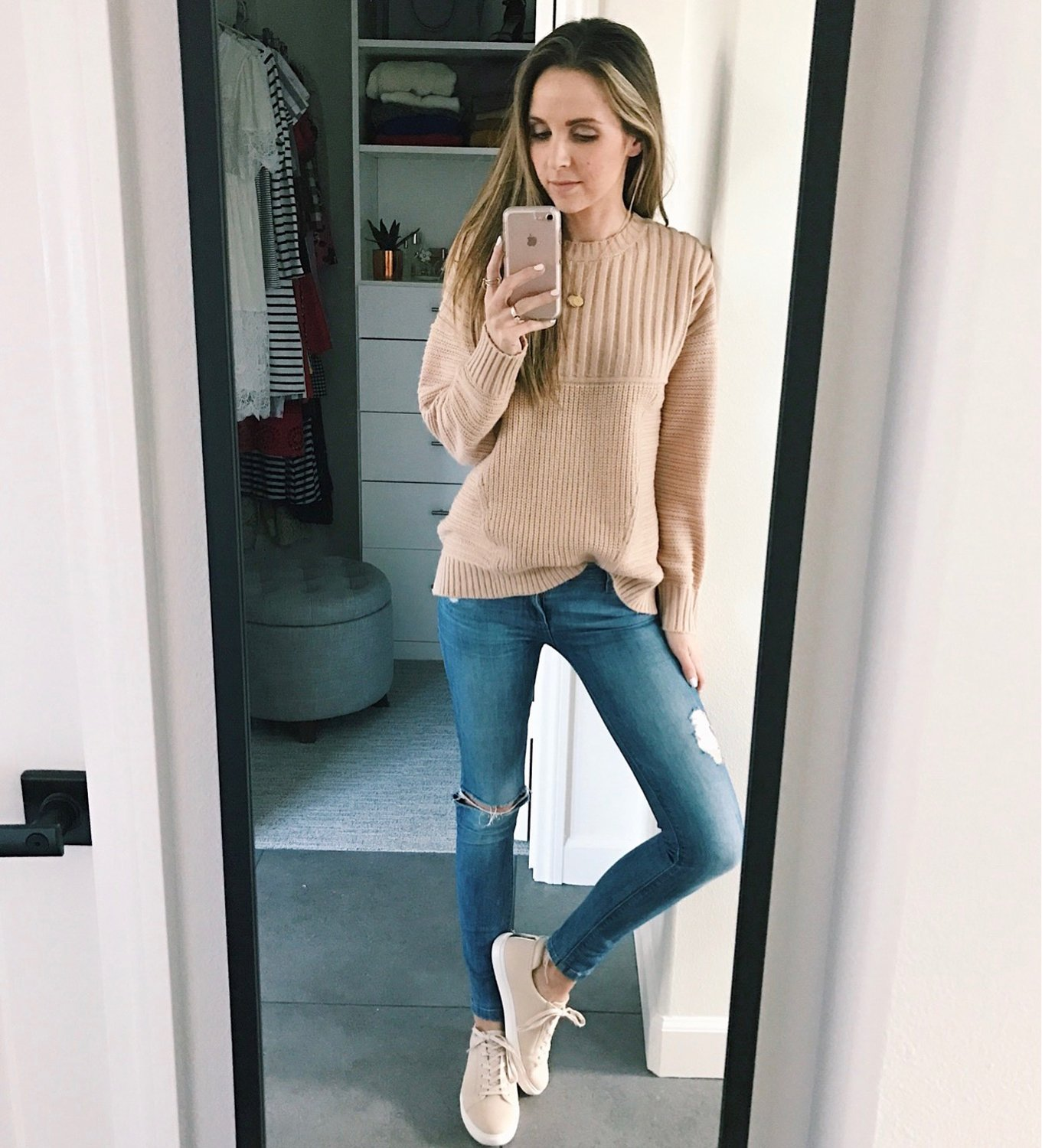 Merrick's Art Nude Asos Sweater