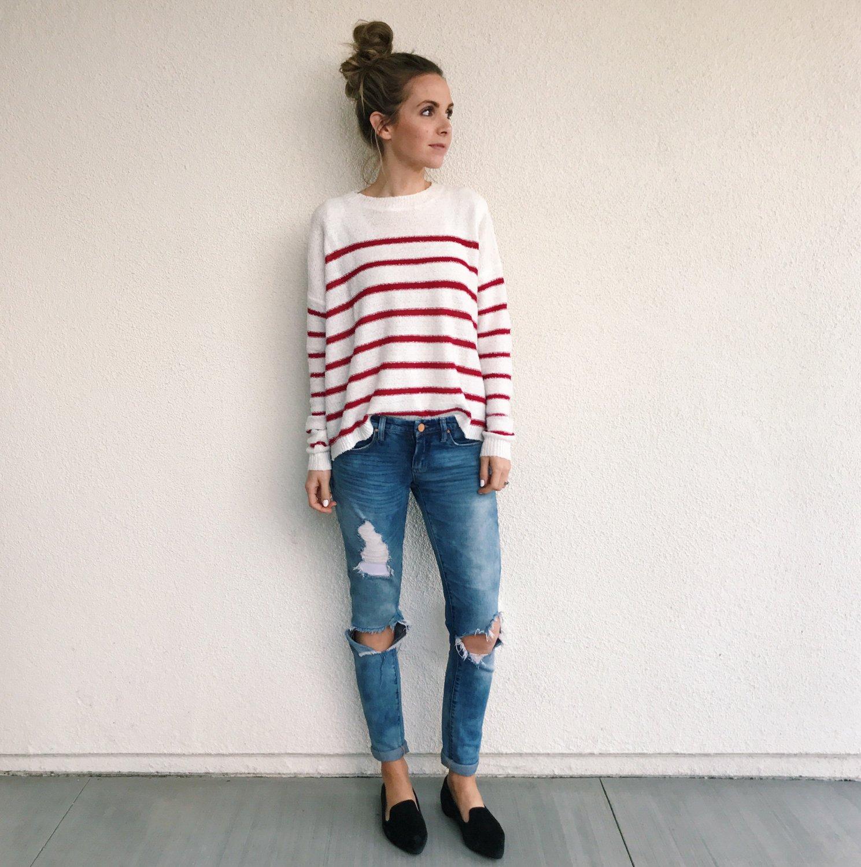 Merrick's Art Red Stripes